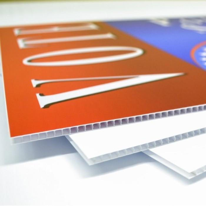 Coroplast Sign Printing